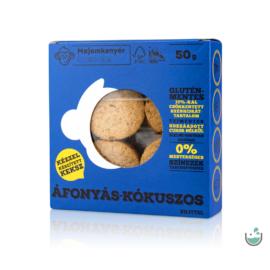 Majomkenyér áfonyás-kókuszos keksz 50 g – Natur Reform