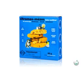 Majomkenyér citromos-mézes keksz vaníliával 50 g