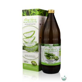 Mannavita Aloe vera gyümölcslé 100%-os, 1000 ml