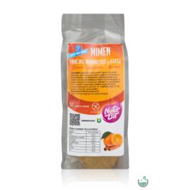 MiMen Fahéjas-narancsos ízű keksz 150 g – Natur Reform