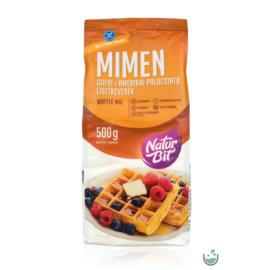 MiMen Gofri – amerikai palacsinta lisztkeverék 500 g – Natur Reform