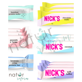 Nick's Mix - A legjobb Nicks csokik egy dobozban - Natur Reform
