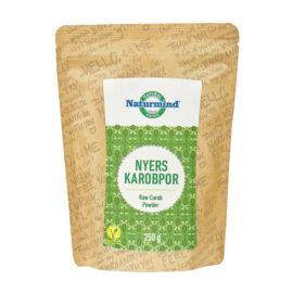 Naturmind Nyers Karobpor 250 g – Natur Reform