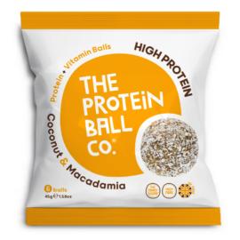 Protein Ball Kókusz + Makadámia 45 g – Natur Reform