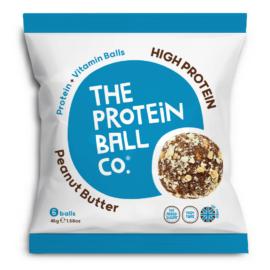 Protein Ball Mogyoróvajas 45 g – Natur Reform