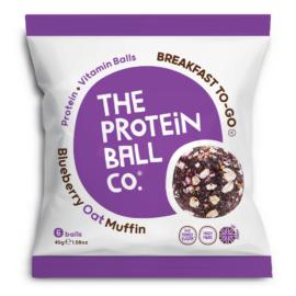 Protein Ball Zabgolyók áfonya ízben 45 g - Natur Reform