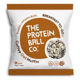 Protein Ball Zabgolyók mogyoró-kávé ízben 45 g