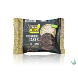 Rice UP! étcsokoládés barna rizs snack 30 g