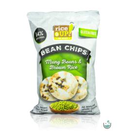 Rice UP! proteines barna rizs chips mungóbabbal 60 g – Natur Reform