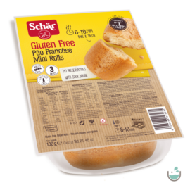 Schär mini rolls elősütött (gluténmentes) 130 g