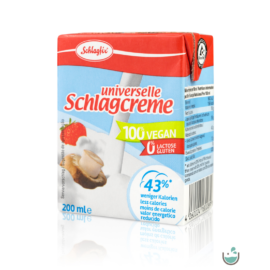 Schlagfix vegán habkrém 15% (gluténmentes) 200 ml