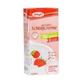 Schlagfix Vegán habkrém 25% édesített 1000 ml– Natur Reform