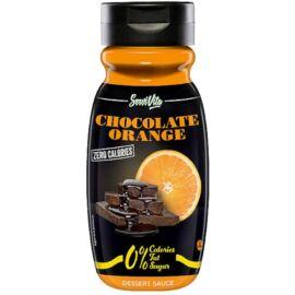 ServiVita Kalóriamentes csokoládé-narancs öntet 320 ml - Natur Reform
