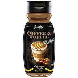 ServiVita Kalóriamentes kávés-karamellás öntet 320 ml - Natur Reform