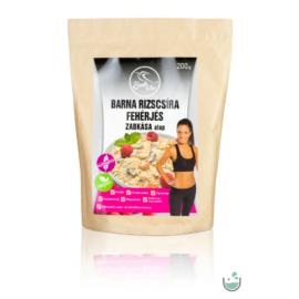 Szafi Free barna rizscsíra fehérjés zabkása alap 200 g – Natur Reform