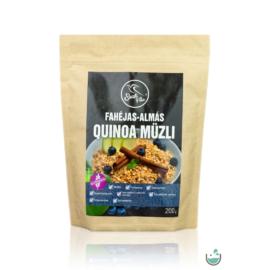 Szafi Free fahéjas-almás quinoa müzli 200 g – Natur Reform