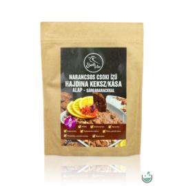 Szafi Free narancsos csoki ízű hajdina keksz/kása alap – sárgabarackkal 200 g