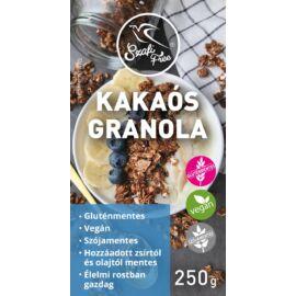 Szafi Free Kakaós Granola 250 g – Natur Reform