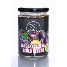 Szafi Free fahéjas szilva-szőlő lekvár 350 g – Natur Reform