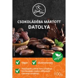 Szafi Free Csokoládéba mártott datolya 100 g – Natur Reform