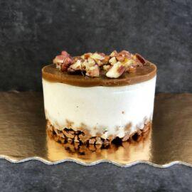 Szafi Free Karamellás kesukrém torta 125 g – Natur Reform
