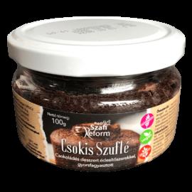 Szafi Reform Csokis szuflé (gluténmentes, vegán) 100 g