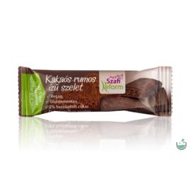 Szafi Reform Kakaós-Rumos ízű szelet (gluténmentes) 25 g