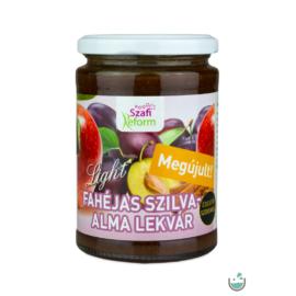 Szafi Reform fahéjas szilva-alma lekvár 350 g – Natur Reform