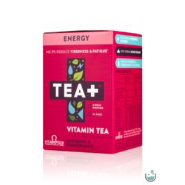 TEA+ Energy Yerba Mate & Ginseng (100% NRV B6- és B12 VITAMIN)