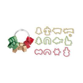 Tescoma DELÍCIA karácsonyi sütikiszúrók, 13 db – Natur Reform