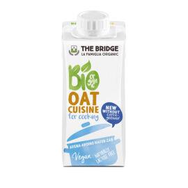 The Bridge Bio Zabkrém Főzéshez 200 ml