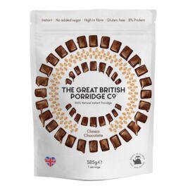 The Great British Porridge csokoládés zabkása 385 g – Natur Reform