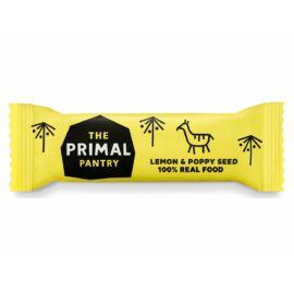 The Primal Pantry Citrom-mák vegán szelet 45 g