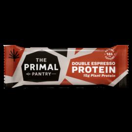 The Primal Pantry Dupla eszpresszó vegán protein szelet 55 g