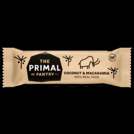 The Primal Pantry Kókusz-makadámia vegán szelet 45 g