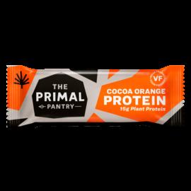 The Primal Pantry Kakaó-narancs vegán protein szelet 55 g
