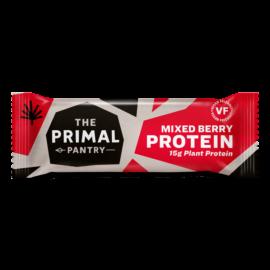 The Primal Pantry Vegyes gyümölcsös vegán protein szelet 55 g – Natur Reform
