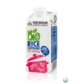 The Bridge Bio Rizskrém főzéshez 200 ml – Natur Reform