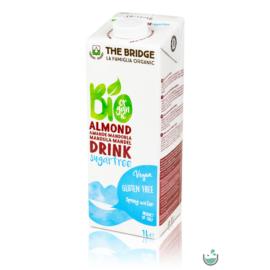 The Bridge bio cukormentes mandulaital 1000 ml
