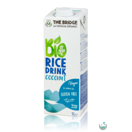 The Bridge bio kókuszos rizsital 1000 ml
