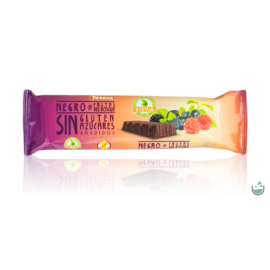 Torras erdei gyümölcsös vegán étcsokoládé 35 g – Natur Reform