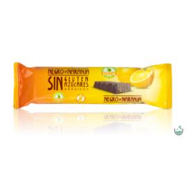 Torras Narancsos vegán étcsokoládé hozzáadott cukor nélkül (gluténmentes) 35 g