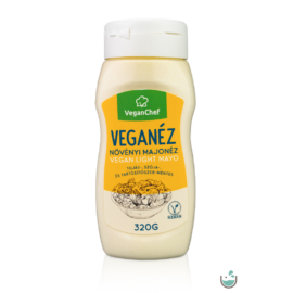 VeganChef Veganéz Light – gluténmentes növényi majonéz 320 g