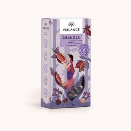Viblance Kakaós Granola 275 g - Natur Reform