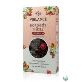 Viblance ropogós müzli eper & kakaó 300 g – Natur Reform