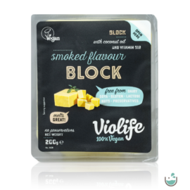 Violife füstölt ízesítésű növényi tömb 200 g