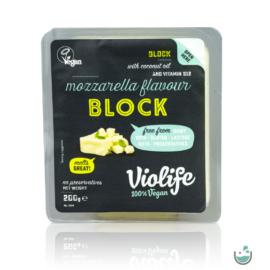 Violife mozzarella ízesítésű növényi tömb 200 g