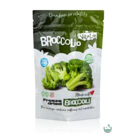VitaLio BroccoLio liofilizált brokkoli 10 g – Natur Reform