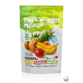 VitaLio Tropical Pleasure liofilizált trópusi gyümölcs mix 20 g
