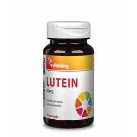Vitaking Lutein - 60 db – Natur Reform
